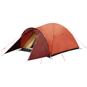 VAUDE Campo Compact XT 2P Tent terracotta